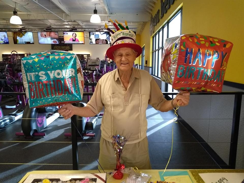 'Twinkle Toes' Celebrates His 92nd Birthday