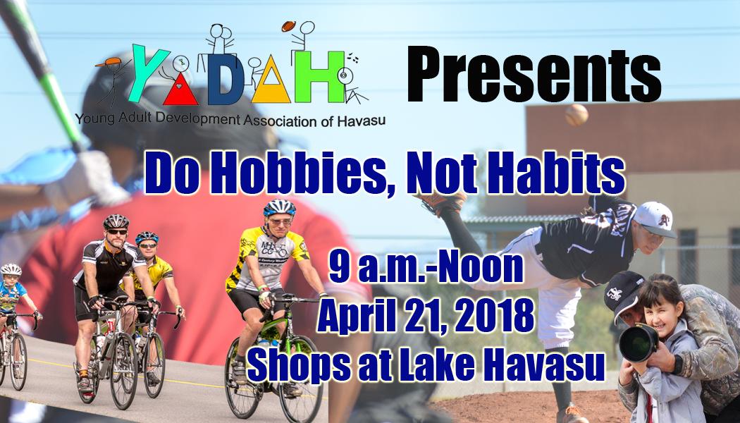 Do Hobbies, Not Habits
