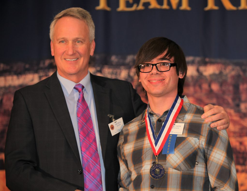 Havasu Student's Journey From Non-traditional Student to Future Scientist