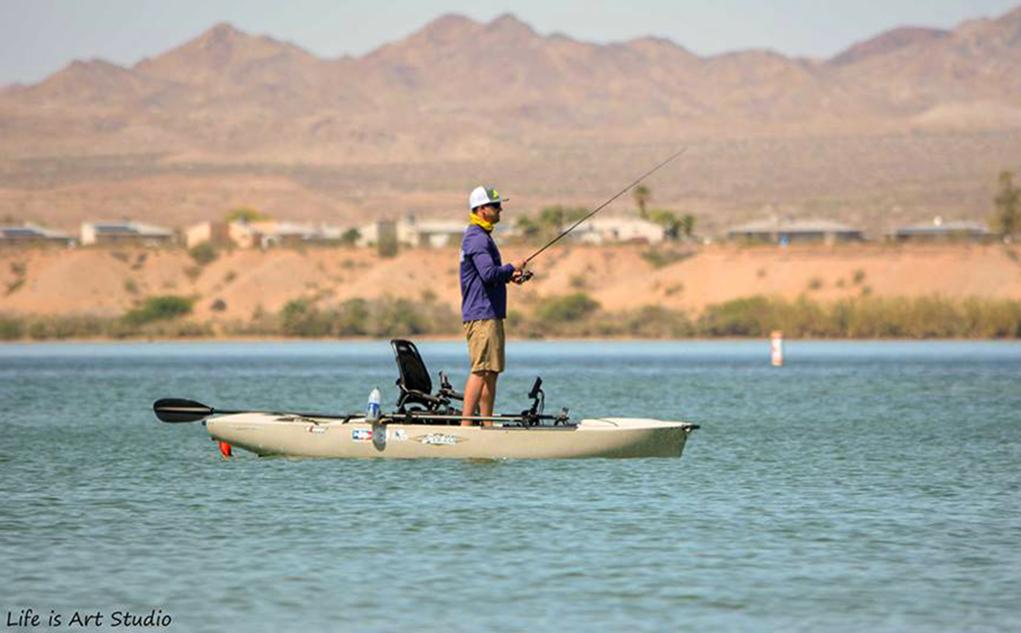 Southwest Kayaks Hold Fishing Tournament Sunday