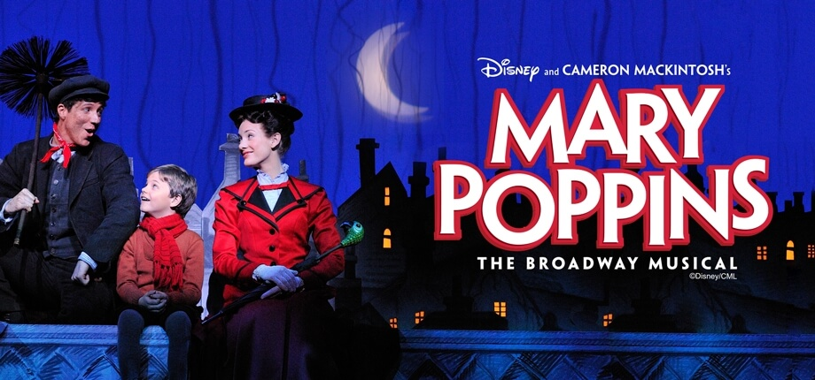 Grace Arts Live Presents Mary Poppins