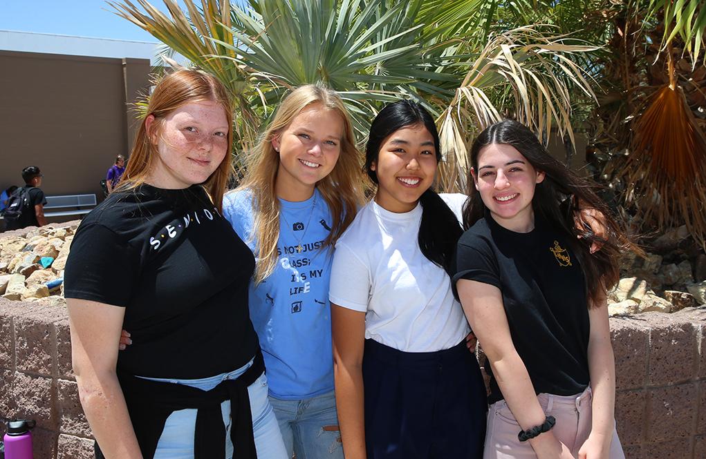 Meet This Year's Foreign Friends At Lake Havasu High School