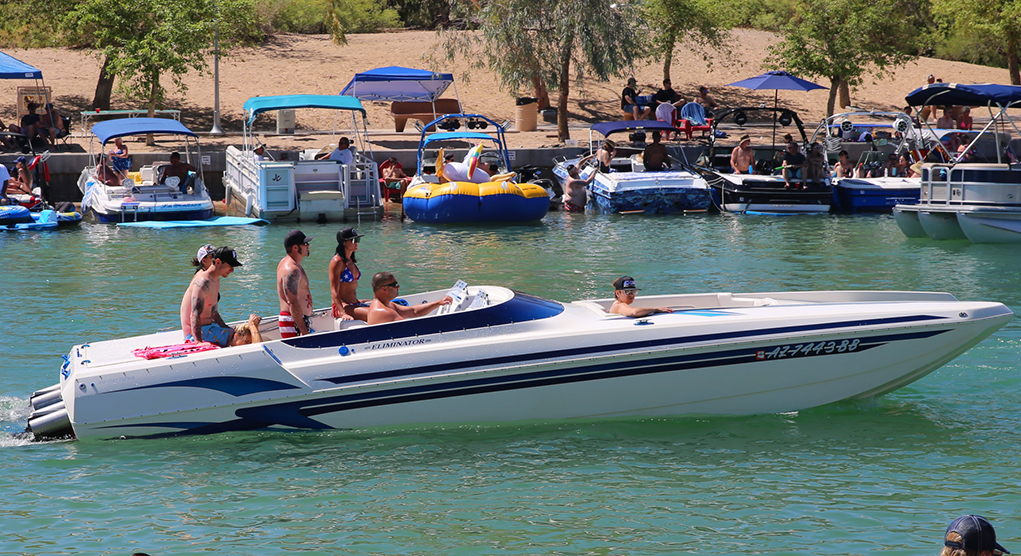 memorial weekend lake havasu