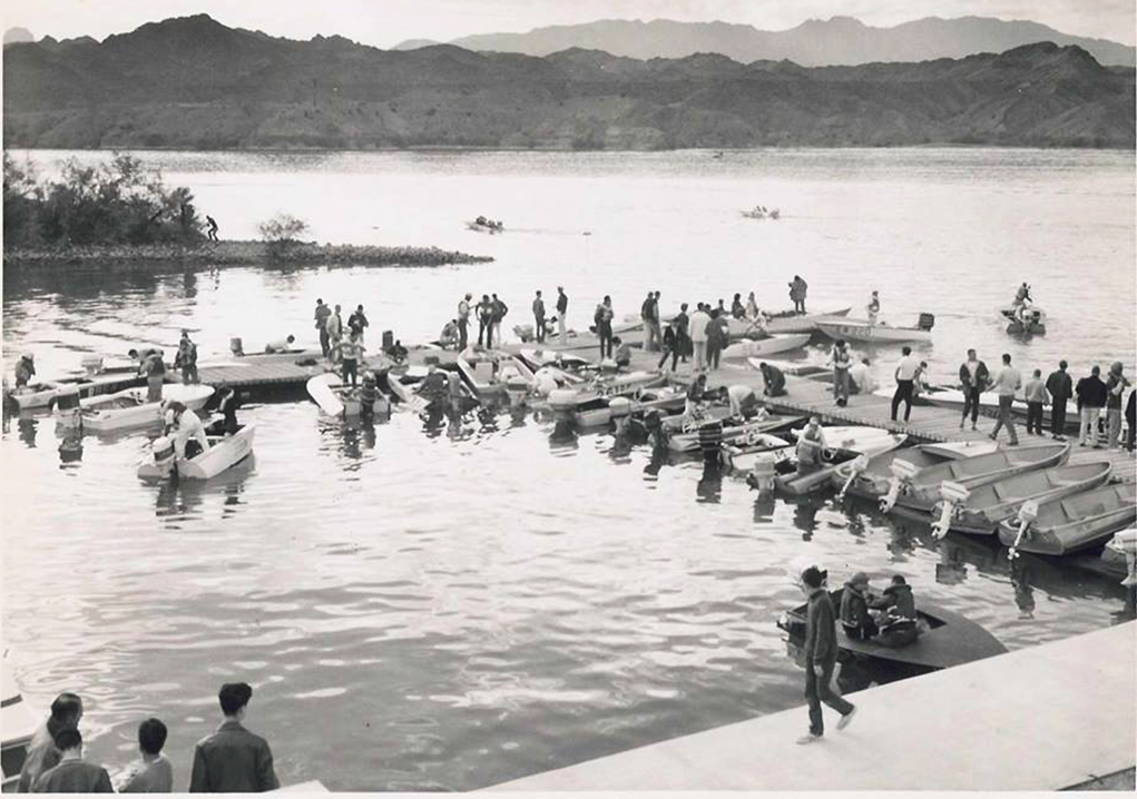 Historic Waters: How Outboard Motor Testing Shook the Waters of Lake Havasu