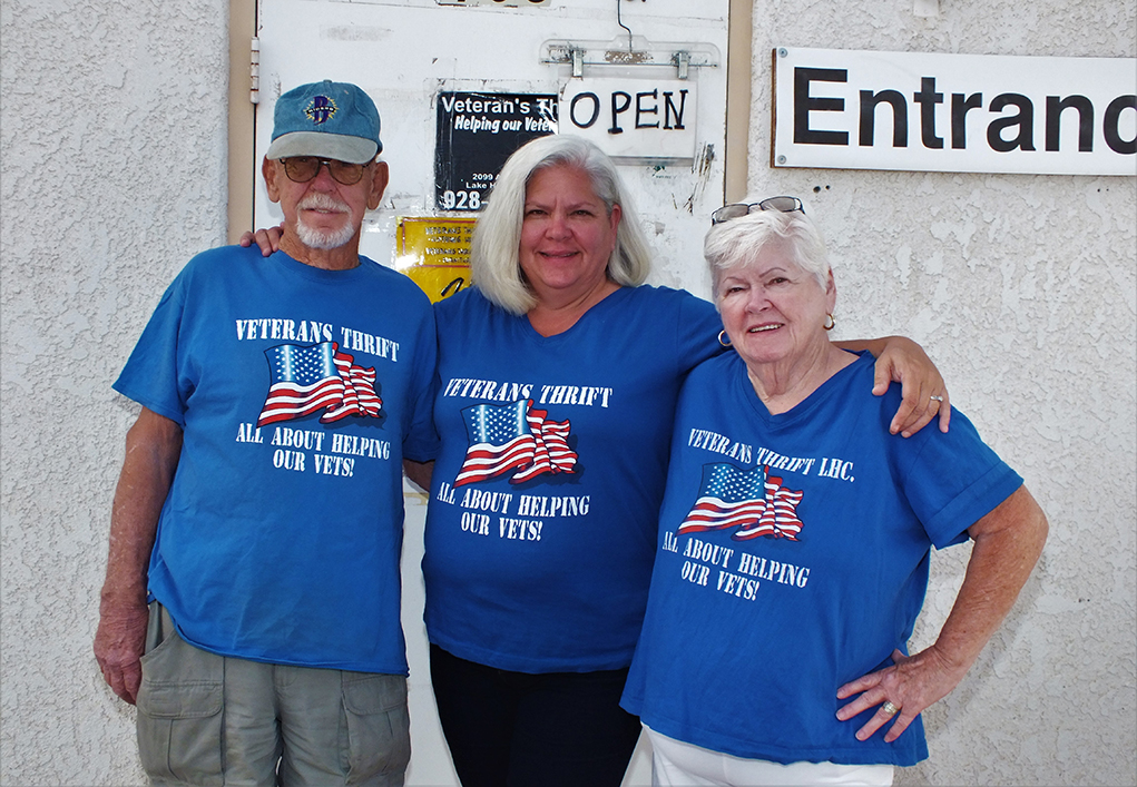 Local Family Plays Key Role In Assisting Veteran Community