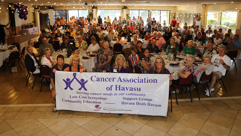 Cancer Survivors Feted At Saturday Breakfast