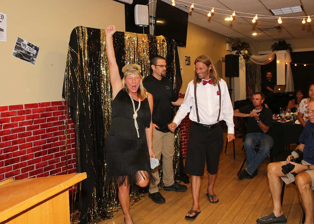 Roaring 20's Set The Stage For Chamber Celebration