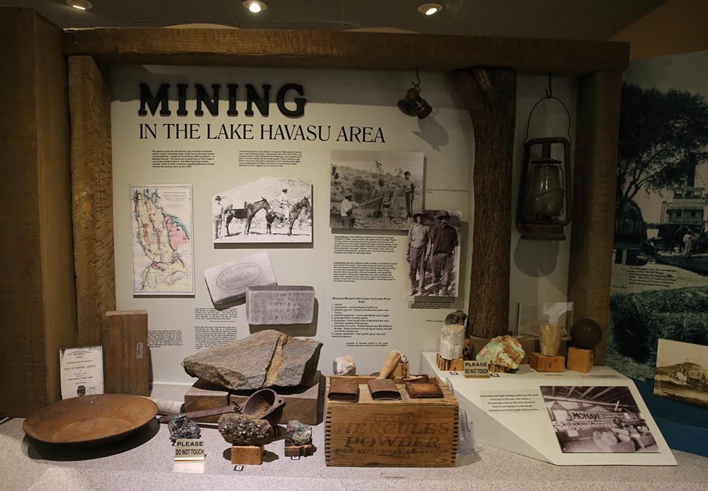 A Brief Mining History Of Havasu