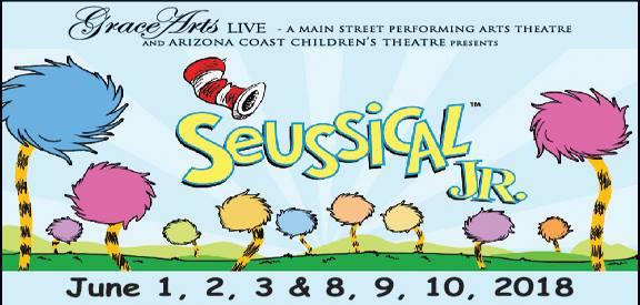 Grace Arts Live Presents Seussical Jr.