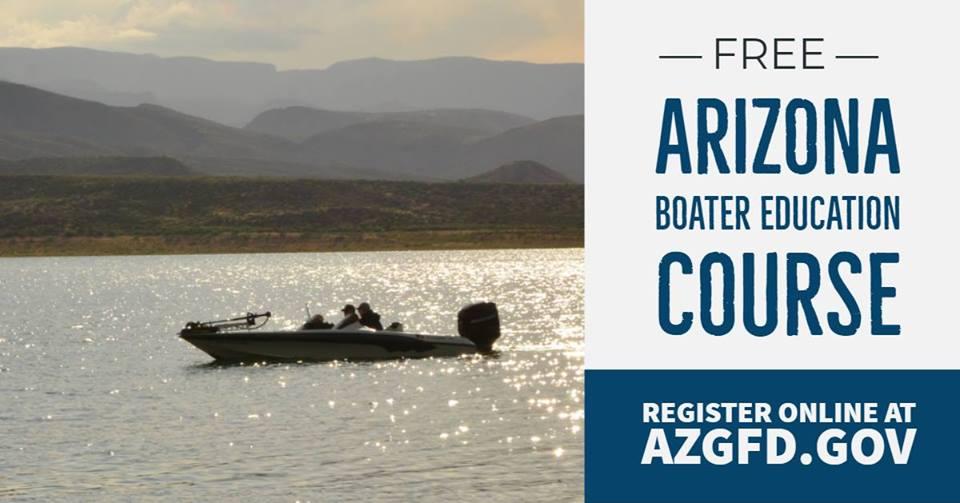 Arizona Boater Education Course