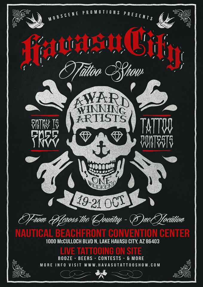11th Annual Havasu Tattoo Show