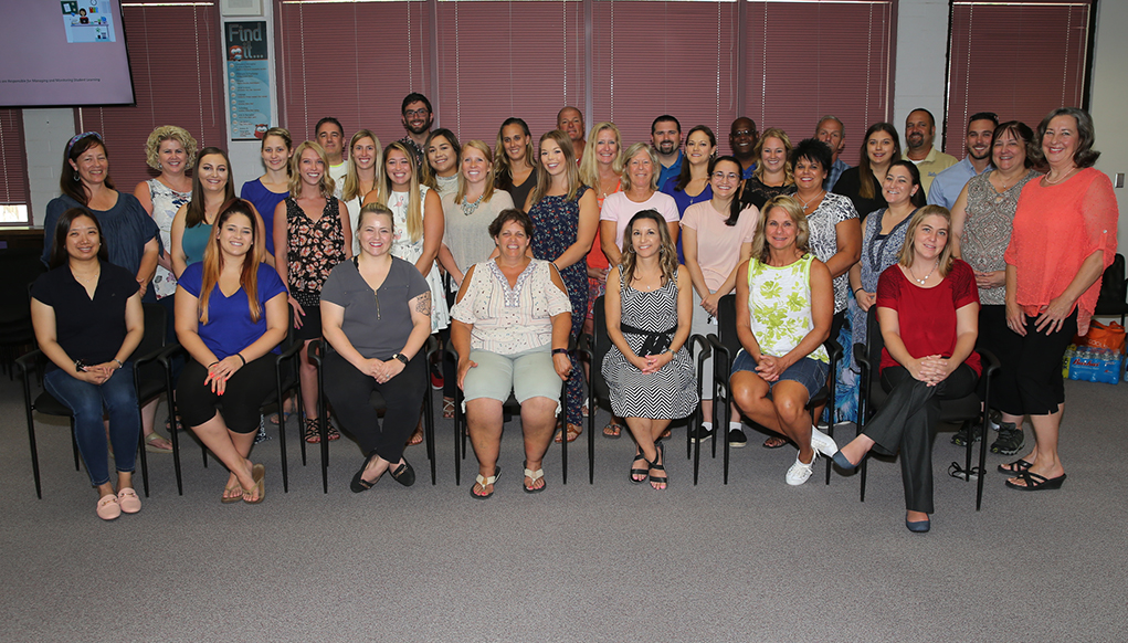 First Day Of School Approaches As New Teachers Get Their Bearings