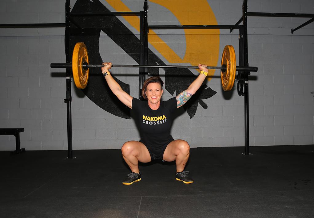 CITIZEN SPOTLIGHT: Natalie Marcom, Owner Of Nakoma CrossFit