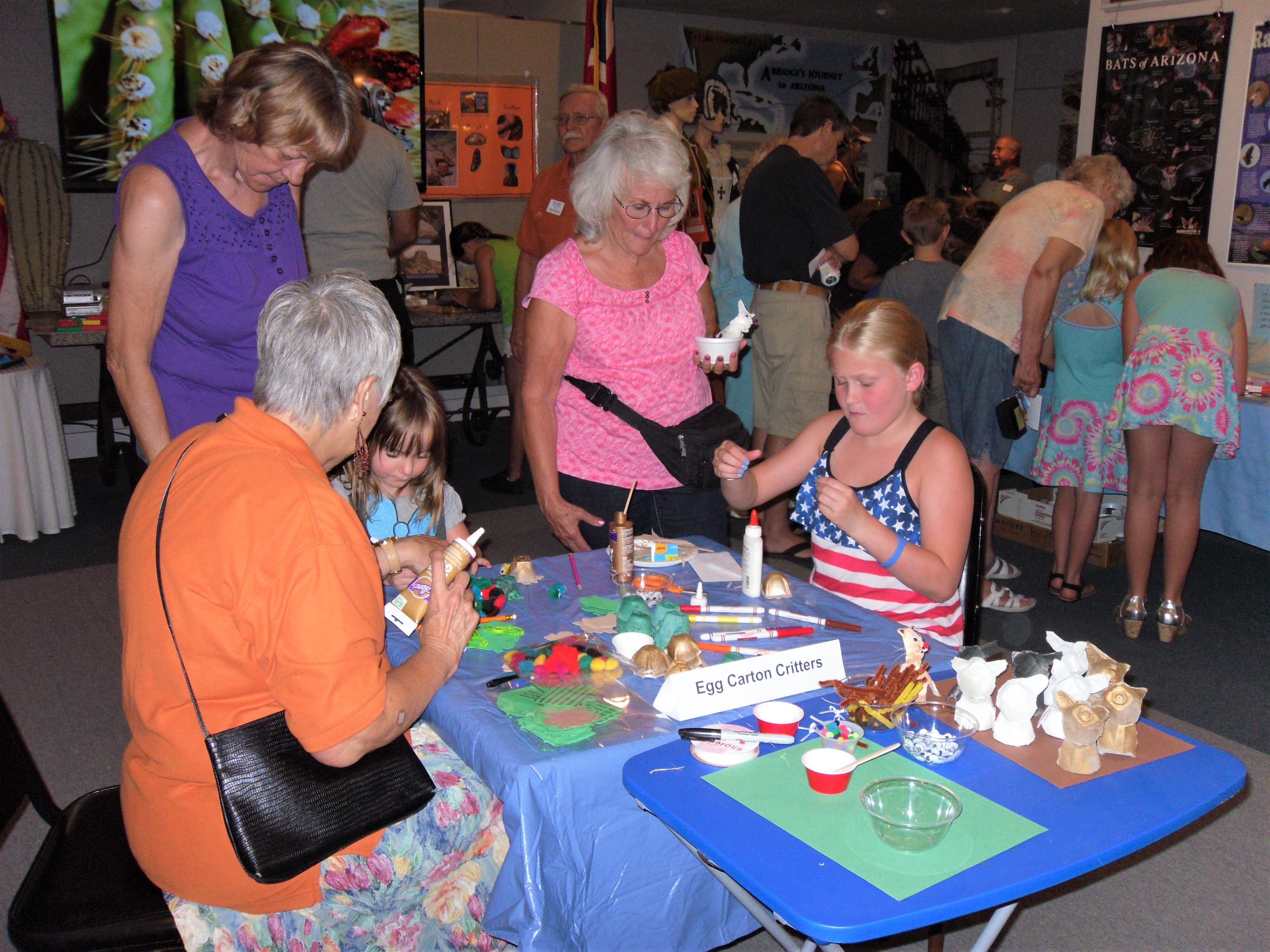 Beat The Heat With Summer Fun At The Museum