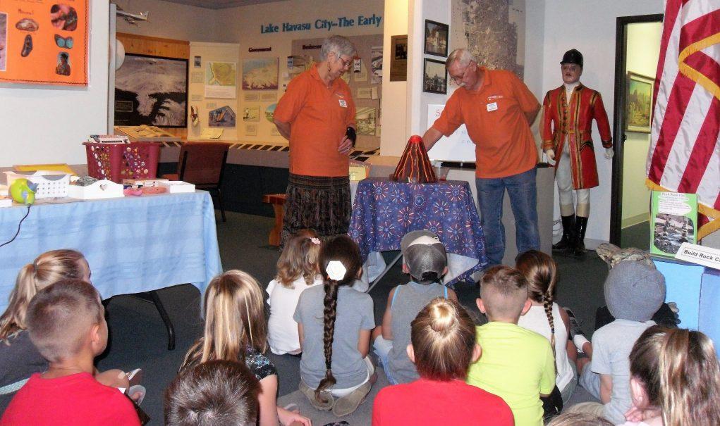 Kids Enjoy Back To School Bash At Museum