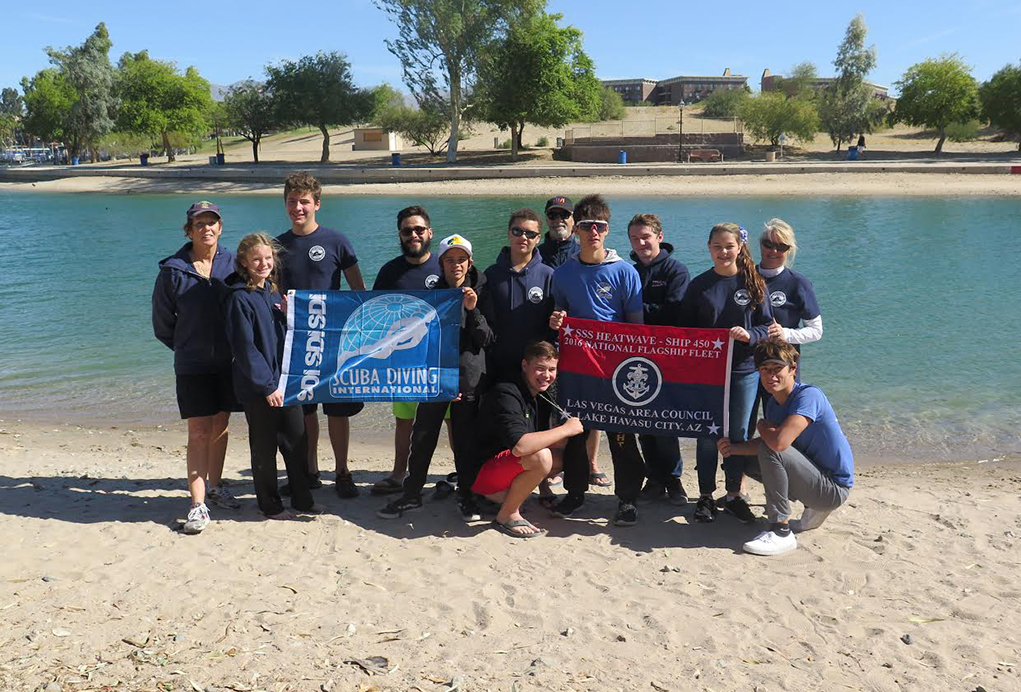 Sea Scouts Are Making Waves In The Lake