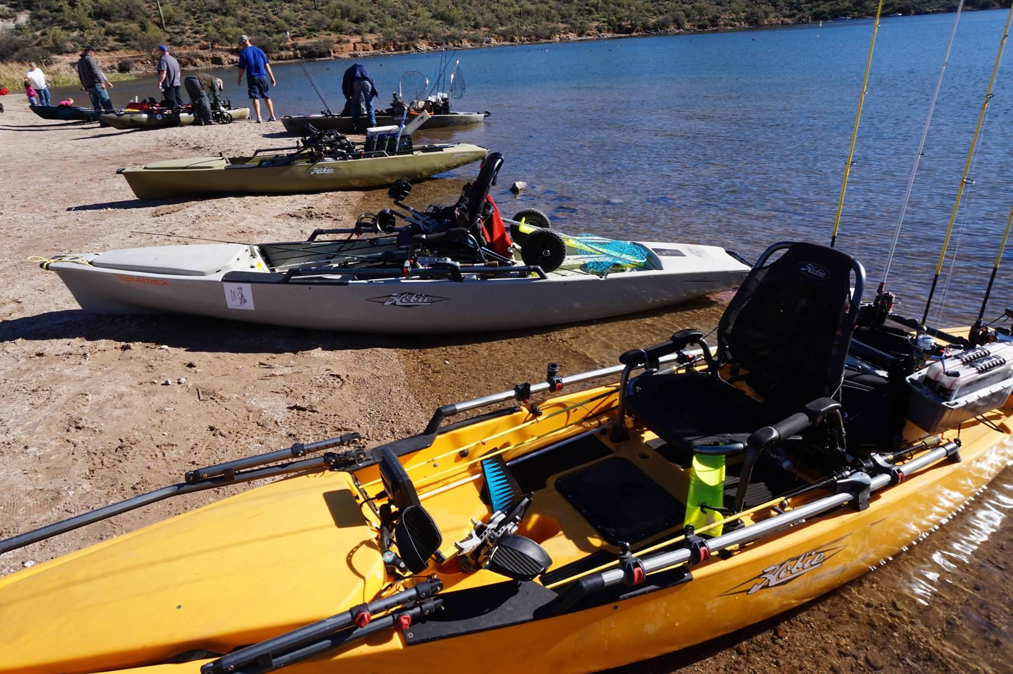 Kayak Fishing Compition