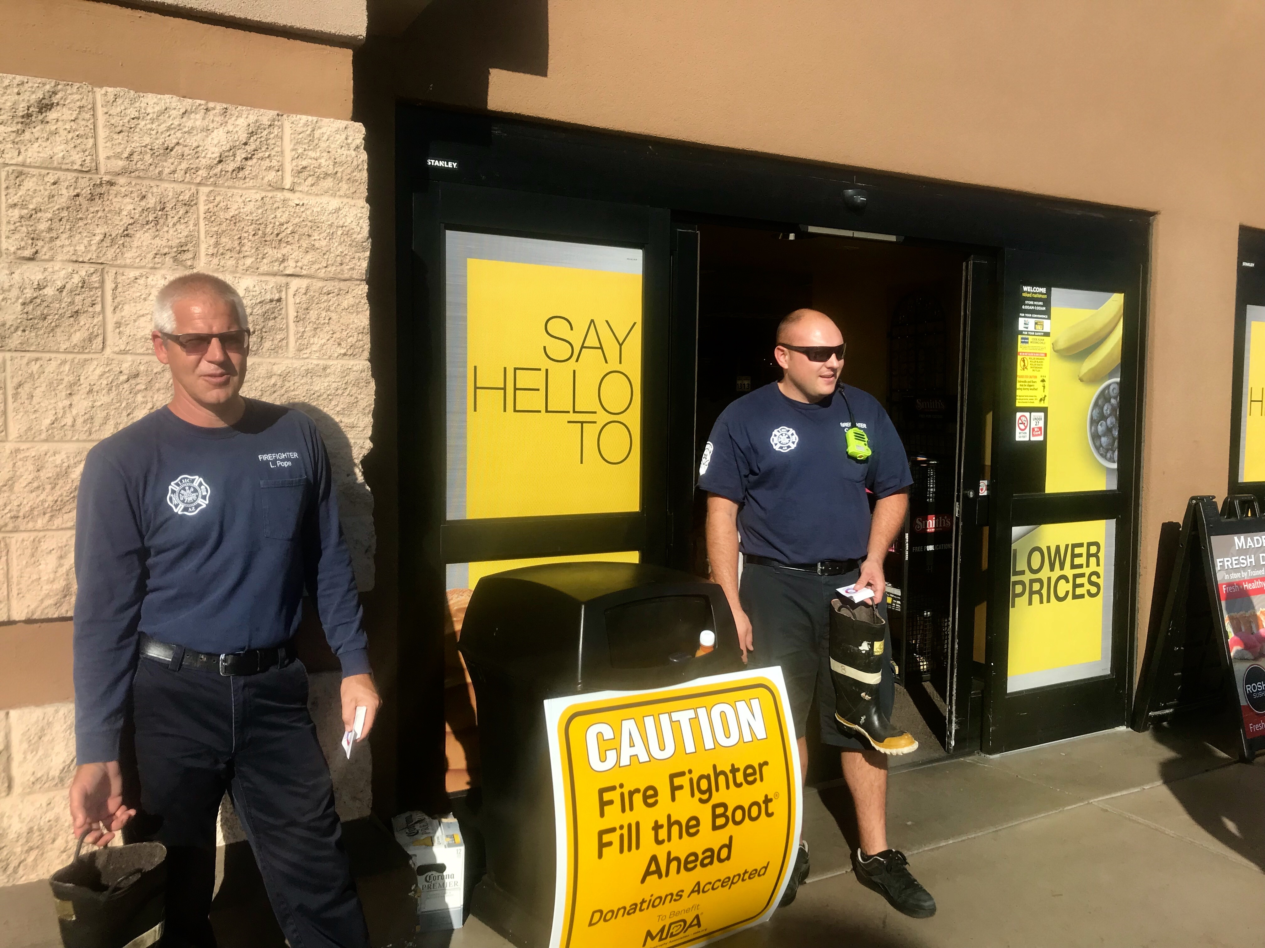 LHFD Helping Battle Muscular Dystrophy This Labor Day Weekend