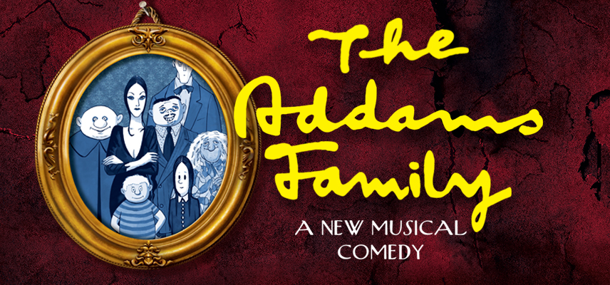 Grace Arts Live Presents: The Addams Family