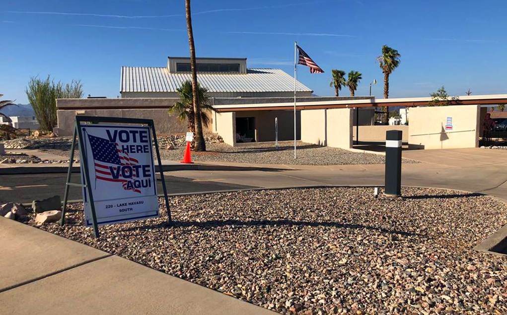 2018 Primary Election: Poll Locations And Ballot Information