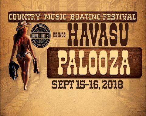 Havasu Palooza Country Music Boating Festival
