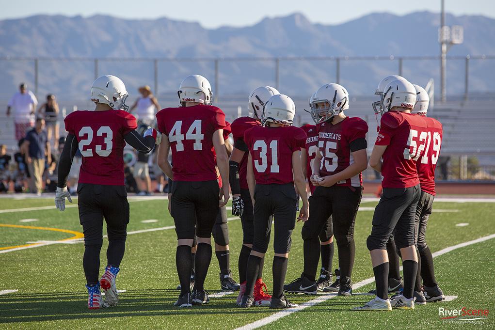 Thunderbolt Football