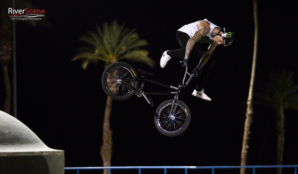 Jeremy Malott: Professional Freestyle BMX Rider