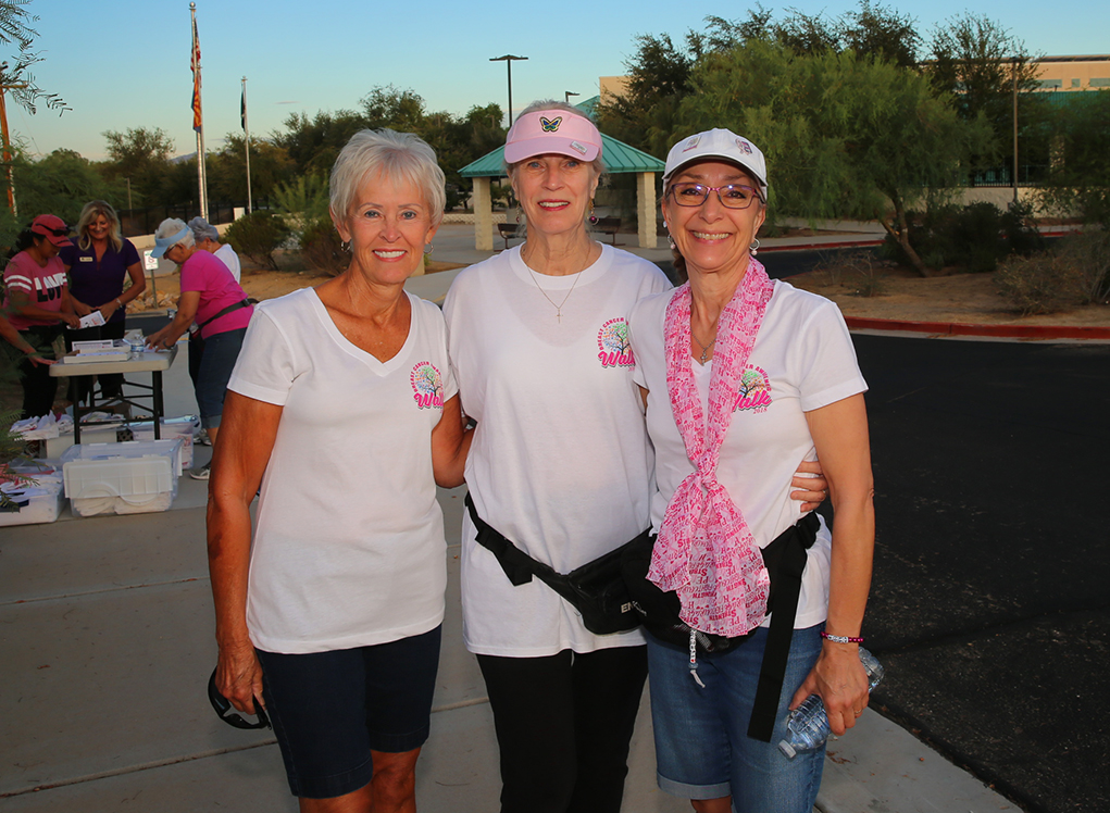 20th annual breast cancer walk