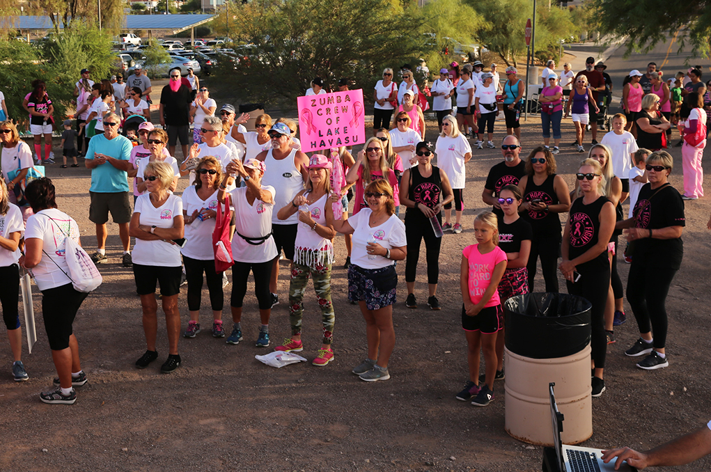 20th Annual Breast Cancer Awareness Walk