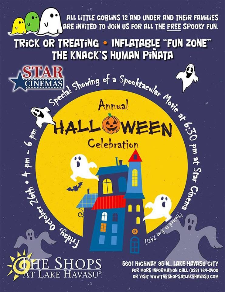 Annual Halloween Celebration at The Shops At Lake Havasu