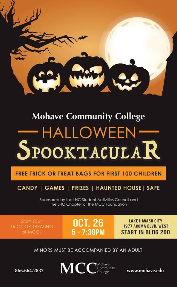 MCC Halloween Spooktacular