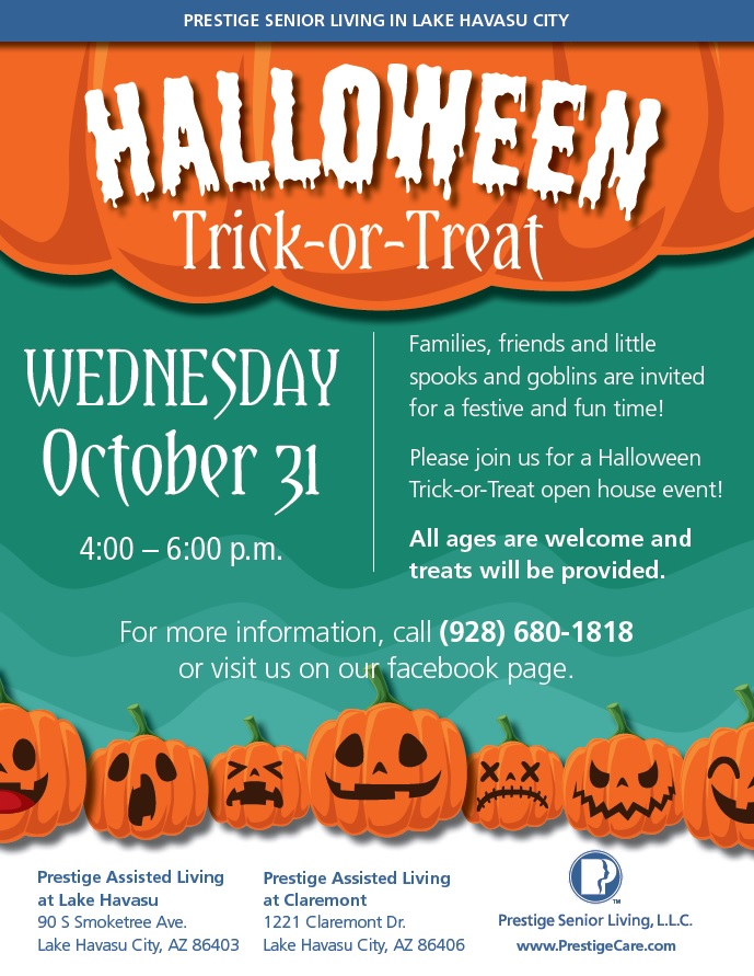 Halloween Trick-or-Treat Open House