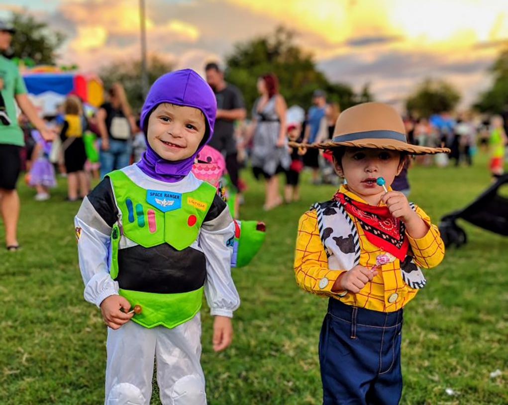2018 Fall Fun Fair Full of Festive Costumes