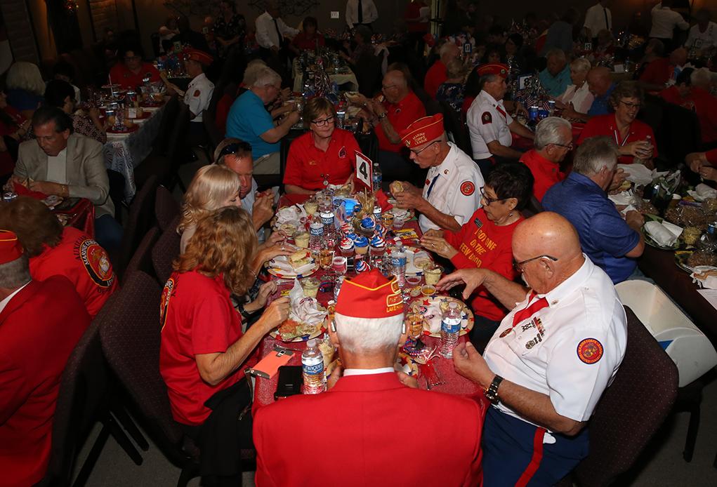 living word veterans dinner