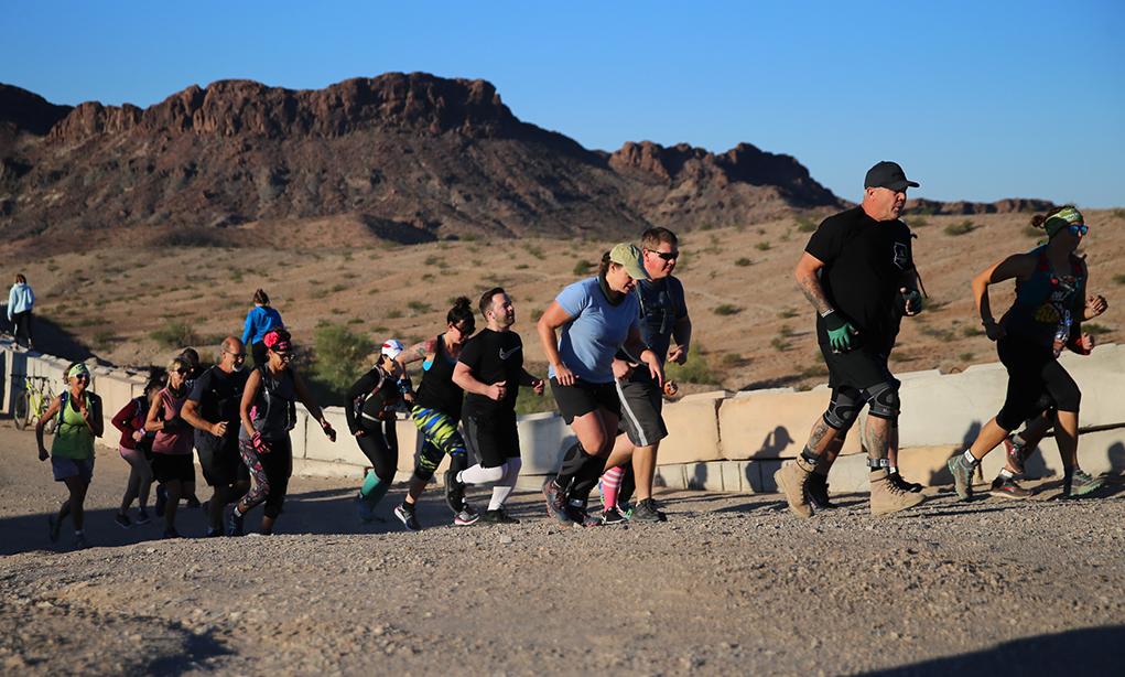 Local Warriors Hit The Desert