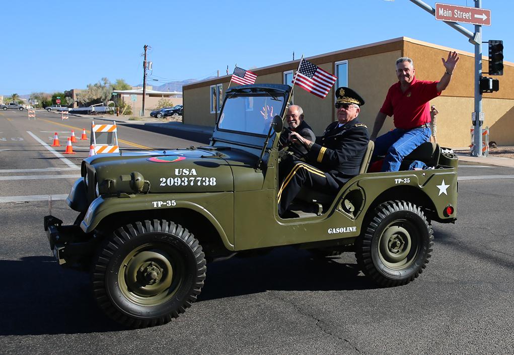 veterans day parade 2018 lake havasu
