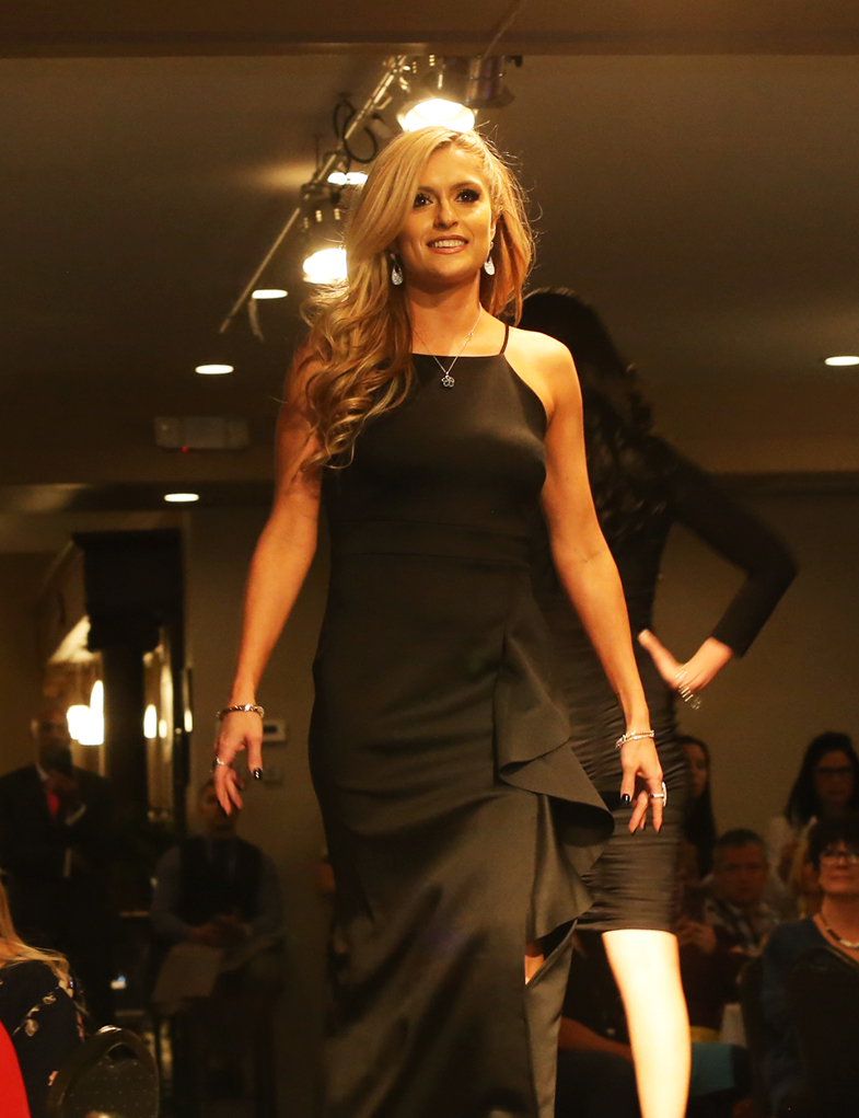 cancer association fashion show 2018