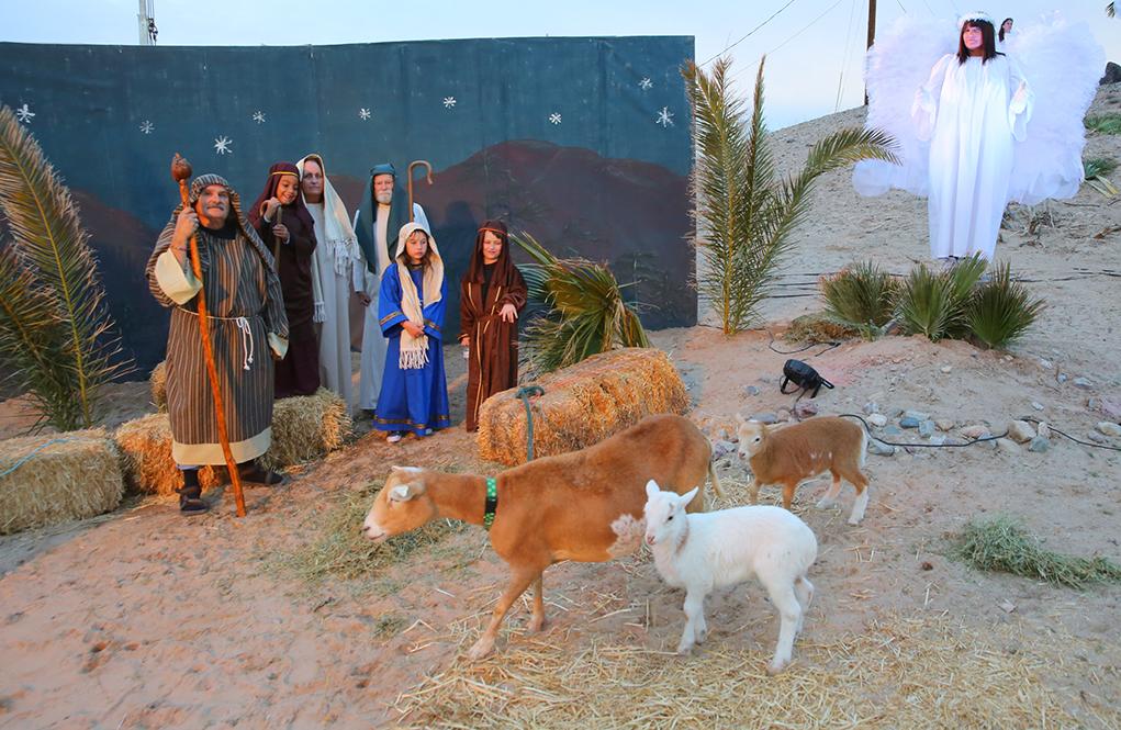 Live Drive Through Nativity