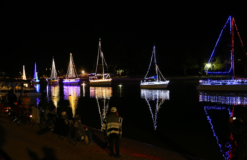2018 Boat Parade of Lights Winners