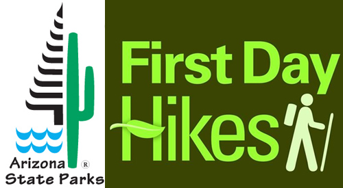 State Park's First Day Hike 2019 (Cattail Cove State Park)