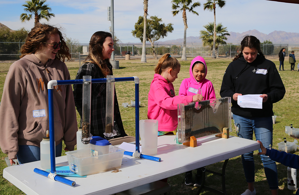 4th Graders Dive Into Learning About Their Water Supply