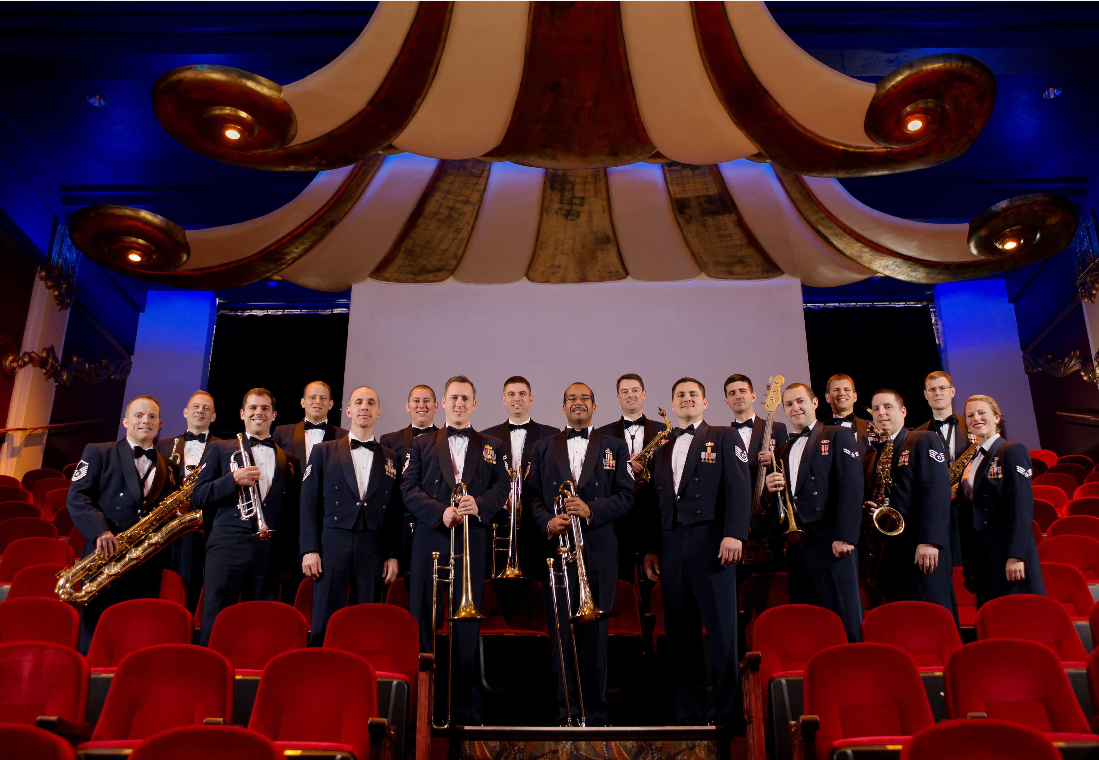 FREE Concert by USAF Band of the Golden West