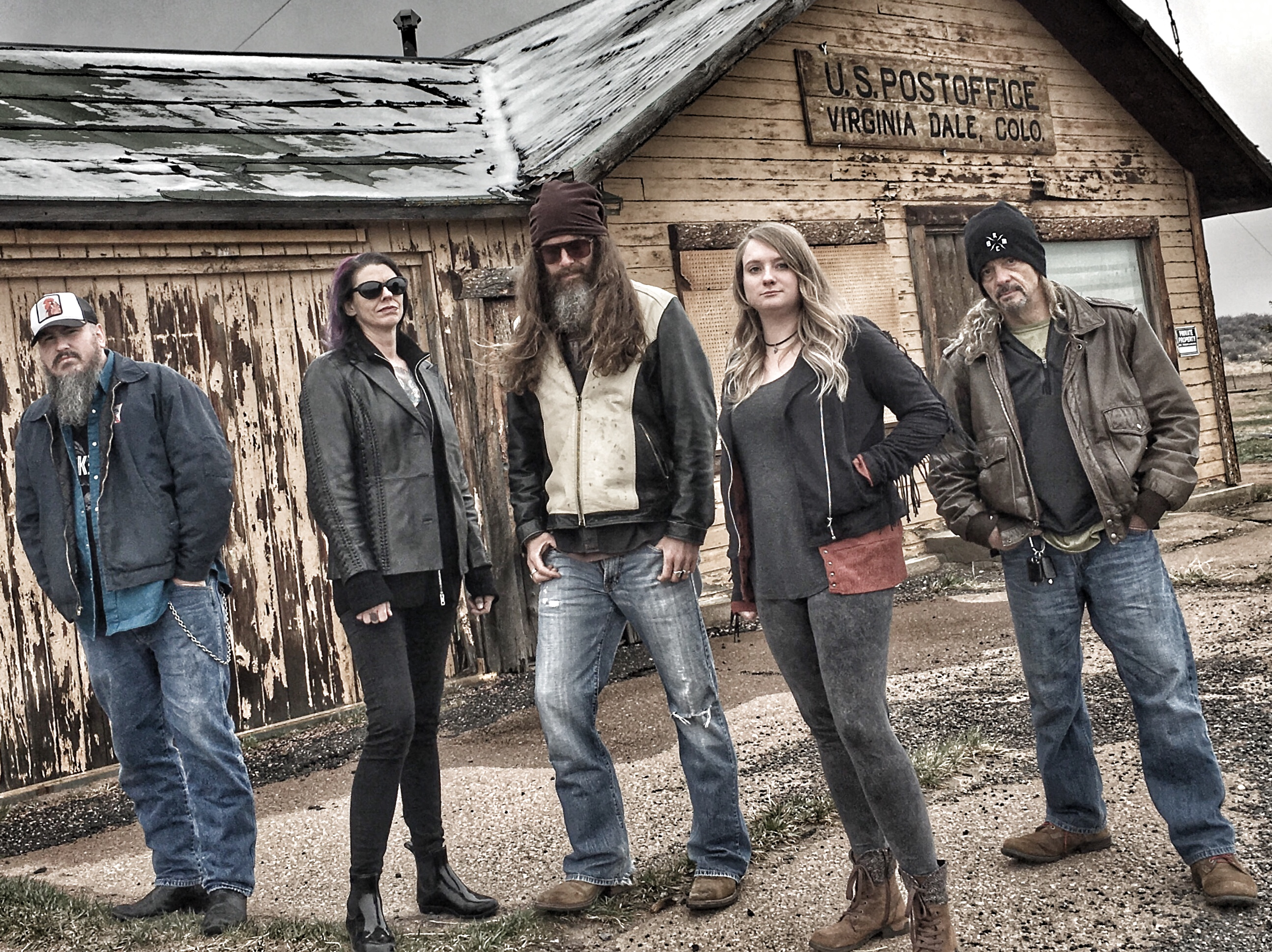 Ryan Chrys and The Rough Cuts at Flying X Saloon