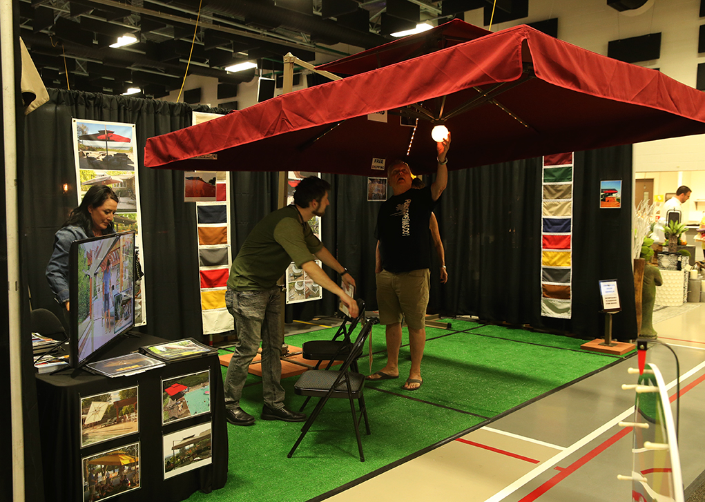 Lots Of Bright Ideas For Your House At The Home Show