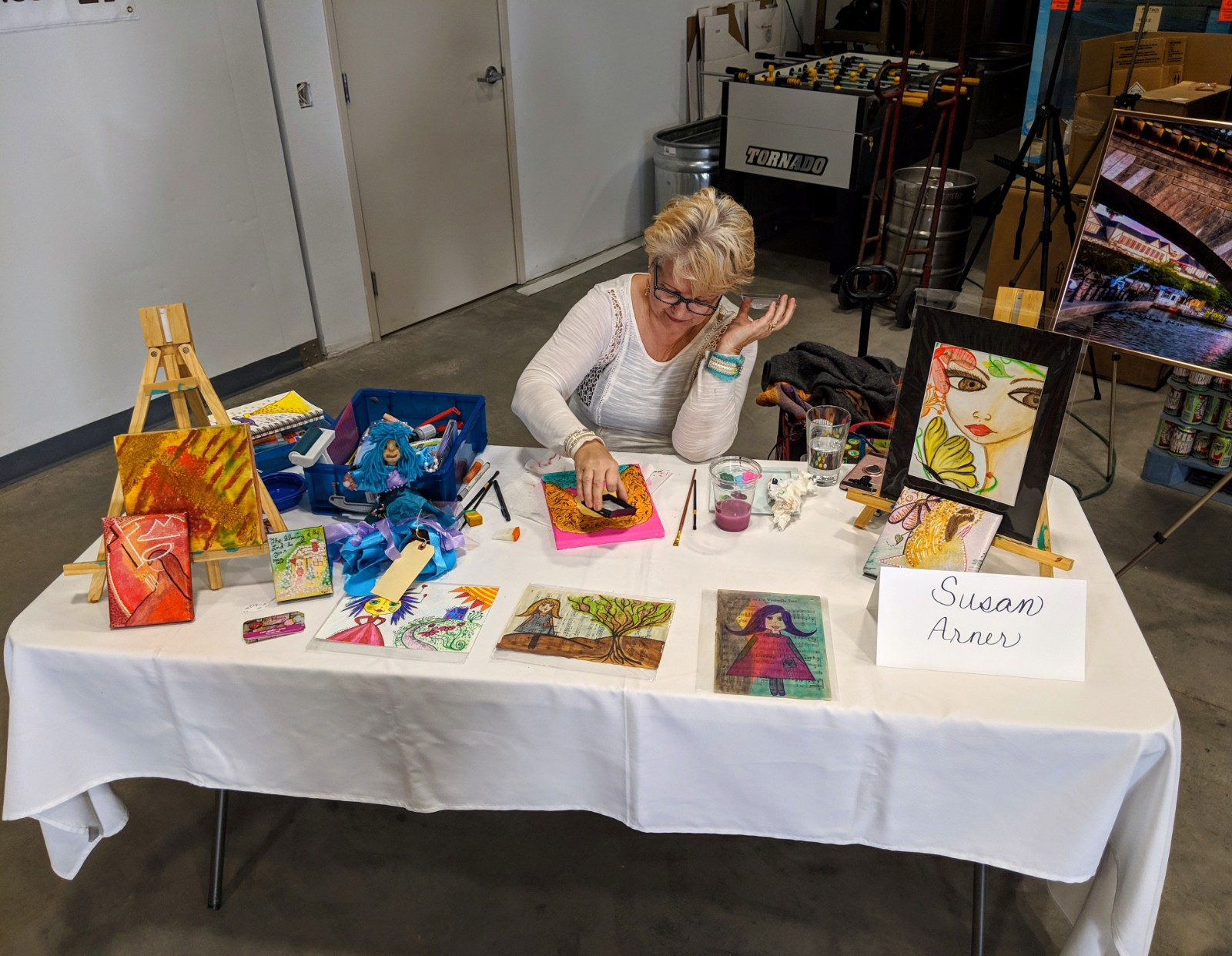 F.O.A.M. Celebrates Local Artists In Lake Havasu