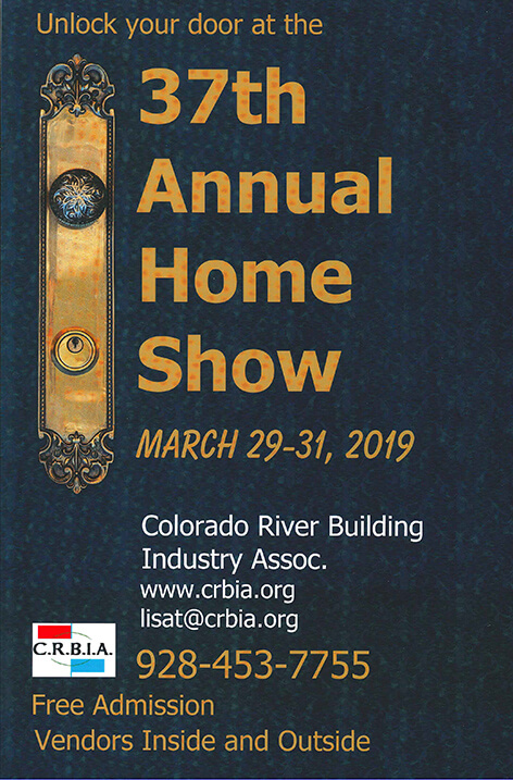 37th Annual Home Show is cancelled.