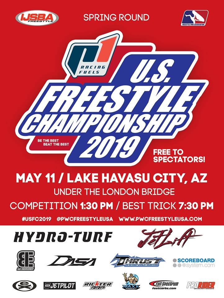Spring Round Freestyle Championship