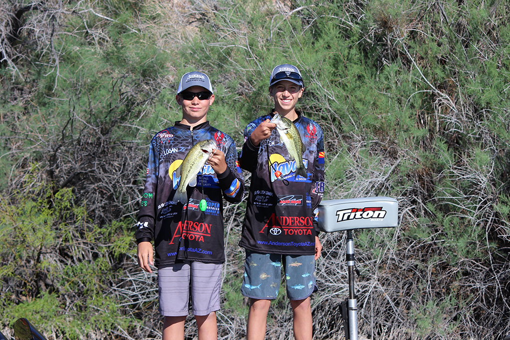Fishing For A Chance At Nationals