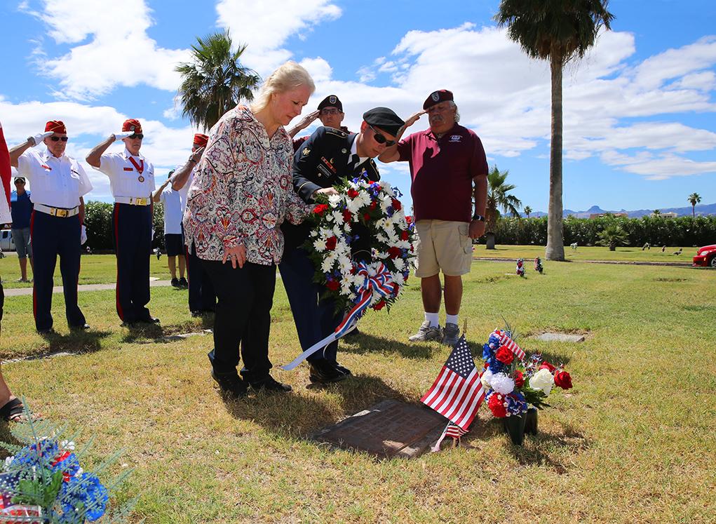 Lake Havasu City Remembers Memorial Day