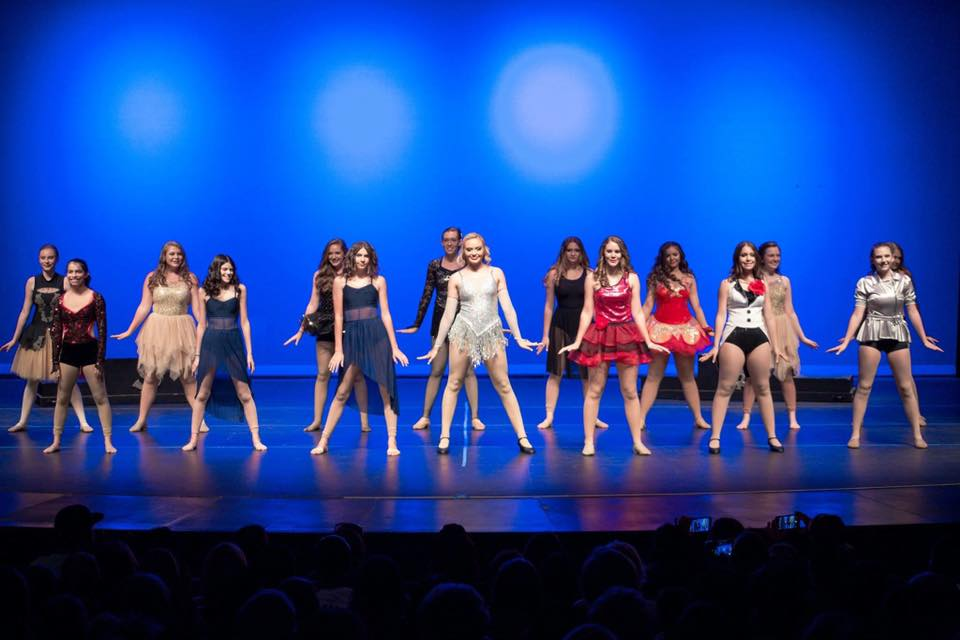 Footlite presents Showtime! Lights, Camera, Dancin'